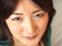 夫が仙台に単身赴任中にAVに出る26歳長身の人妻